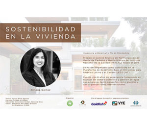 [Evento]:  Green Building council    Vivienda Sostenible